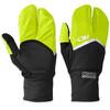 Outdoor Research Hot Pursuit Convertible Running Glove Black/Lemongrass (151)